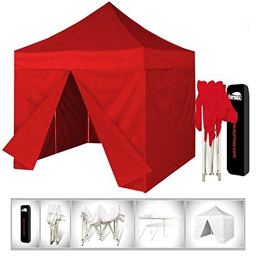Eurmax 10 X 10 Pop Up Canopy Party Tent Gazebo Display