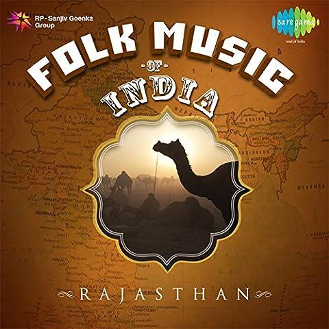 Folk Music of India: Rajasthan (India Rajasthan)