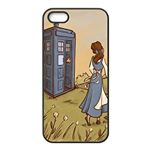 Cyber Monday Store Customize Doctor Who Cellphone Carrying Case for iphone 5 5S JN5S-2276
