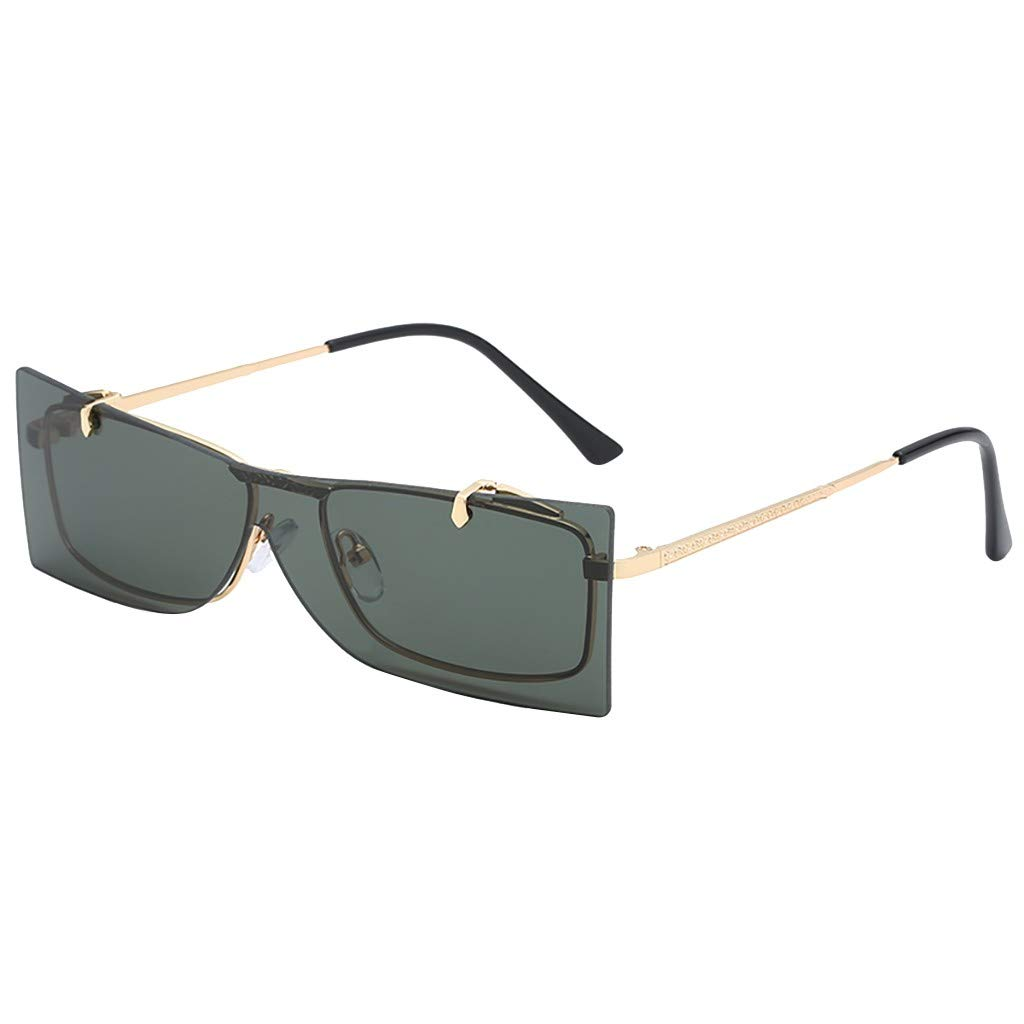 Fenleo❤️Unisex Clip-on Sunglasses Anti-Glare Driving for Pretection Glasses