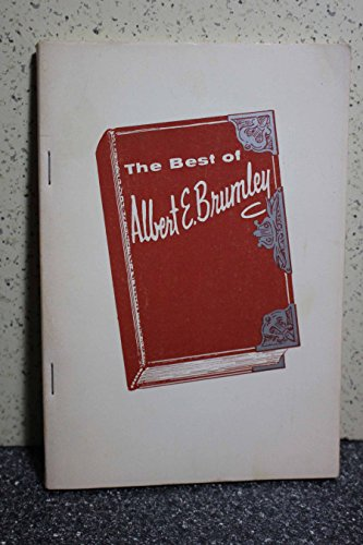 Stamps Baxter Music - The Best of Albert E. Brumley Songbook