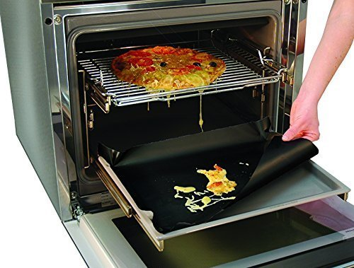 Oven Liners For Electric Ovens ~ Large oven liner bpa free teflon non stick