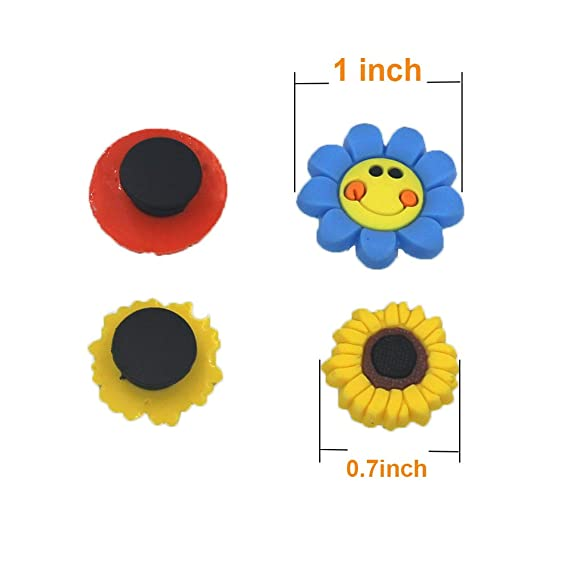 Amazon.com: Mahoo 40 Pieces Kawaii Shoes Charms for Crocs Shoes Wristband Bracelet and Gifts: Toys & Games