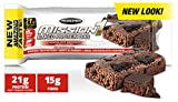 MuscleTech Mission1 - Chocolate Brownie - 12 Bars