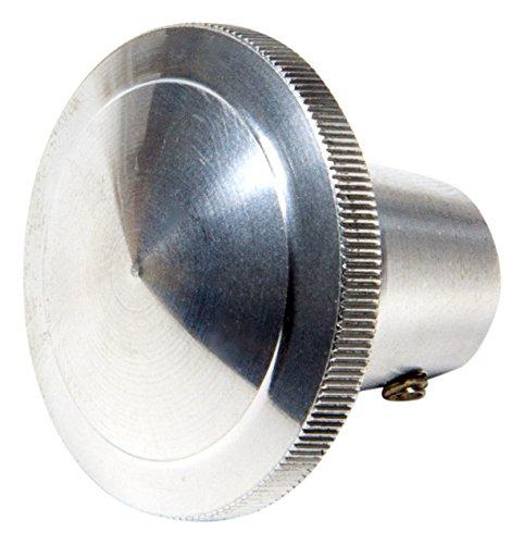 Billet Headlight Knob (Detroit Speed 121501 Billet Aluminum Headlight Knob - Camaro)