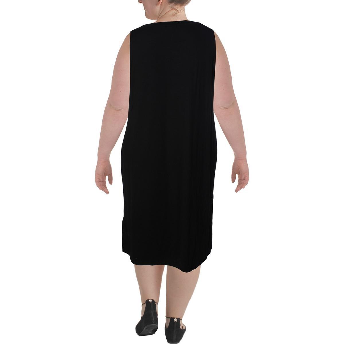 Lauren Ralph Lauren Women\'s Plus Size V Neck Dress Polo ...