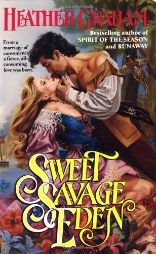 Sweet Savage Eden (North American Woman)