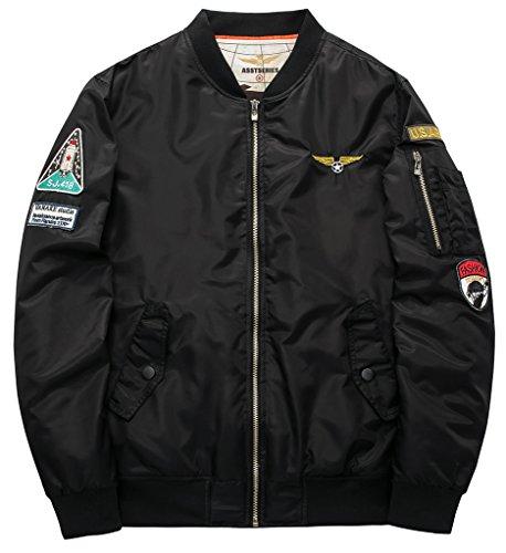 Reversible Boys Flight Jacket - 5