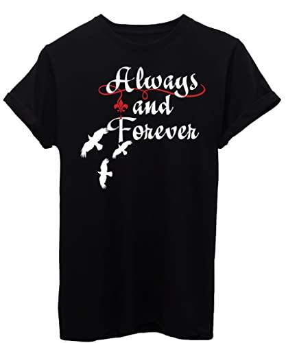 T-Shirt THE VAMPIRE DIARIES FOREVER – SERIE TV – by iMage