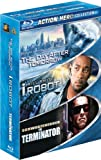 Action Hero Collection (The Day After Tomorrow / I, Robot / The Terminator) [Blu-ray]