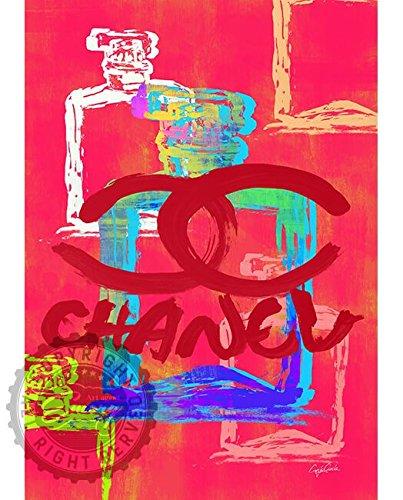 新作 Craig Garcia CHANEL シャネルアートポスタ A1 A2サイズ (glamorousA1, glmr01) B01H3R8REI glamorousA1|glmr01 glmr01 glamorousA1