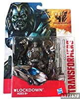 Transformers 4 Toys Figure Age of Extinction Deluxe Class Lamborghini Lockdown 8+