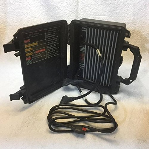 Lithium Ion Battery Charger 20 36Vdc   250W Input 54150 Pelican Case Hmmwv M998