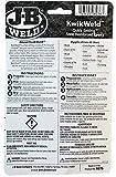 J-B Weld 8276 KwikWeld Quick Setting Steel