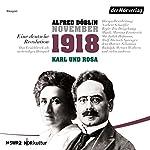 November 1918. Eine deutsche Revolution: Karl und Rosa | Alfred Döblin