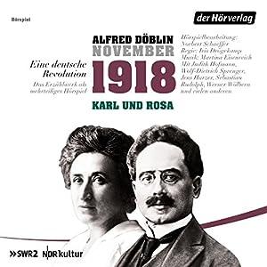 November 1918. Eine deutsche Revolution Hörspiel