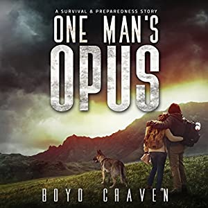 One Man's Opus Audiobook