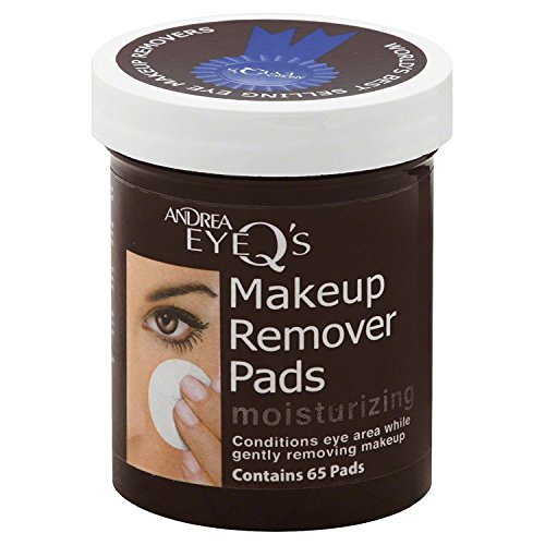 Andrea Make Up Remover Pads Moisturizing