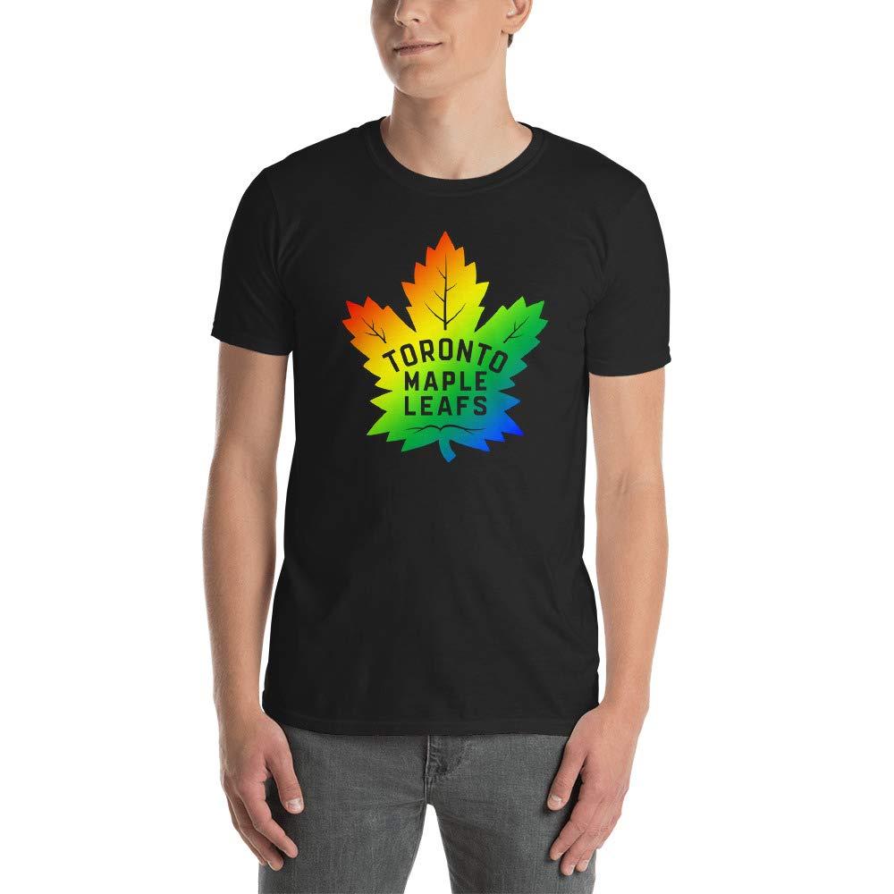 Toronto Hockey Maple Leaf Pride T Shirt Hockey Is For Everyone Shirt