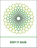 Quiplip Beautiful Sacred Geometry Cards Calm, 6-Pack (EM096PCK)