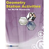 Station Activities for Geometry NCTM