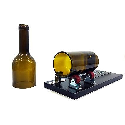 Wine bottle cutter amazon