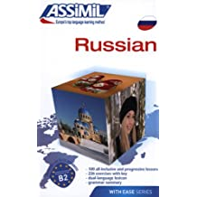 Assimi Learn RUSSIAN for English speakers (Book only/cd's sold separately) (Russian Edition) by Assimil Language Courses (2013-06-15)