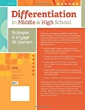Differentiation in Middle and High