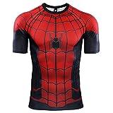Spider-Man Far from Home Short Sleeve Men's
