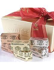 Leonidas Belgian Chocolates | Gianduja, Giantina & Giamanda Collection | 500g 45 individually wrapped Chocolates in a Beautiful Gift Ballotin Box | Imported fine Chocolate from Belgium