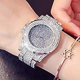 Luxury Bling Watch Fashion for Women Men Jewelry