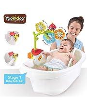 Yookidoo Spin 'N' Sprinkle Bath Toy, Multi