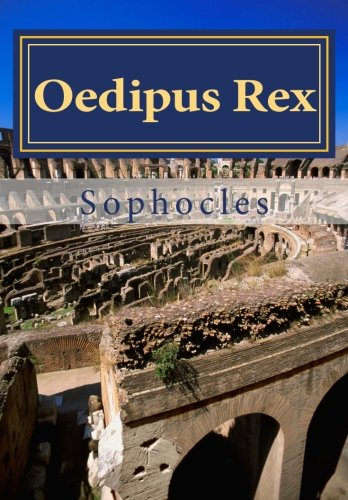 Book : Oedipus Rex - Sophocles
