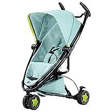 Quinny Zapp Xtra2 Stroller (Miami Blue Pastel) by Quinny