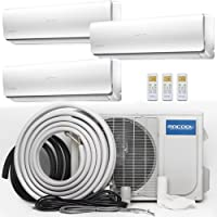 MRCOOL Olympus 27K BTU 3-Zone Ductless Mini-Split Heat Pump 9K+9K+9K with 25 linesets