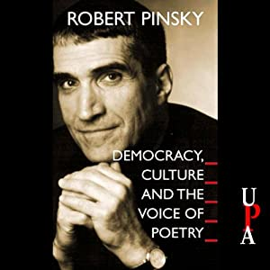 Democracy, Culture and the Voice of Poetry Audiobook
