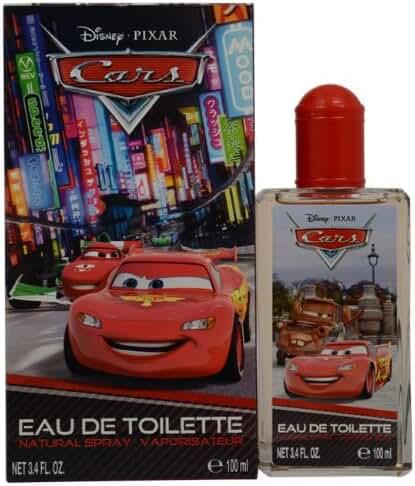 Disney Pixar Cars Kids Eau De Toilette Spray, 3.4 Ounce