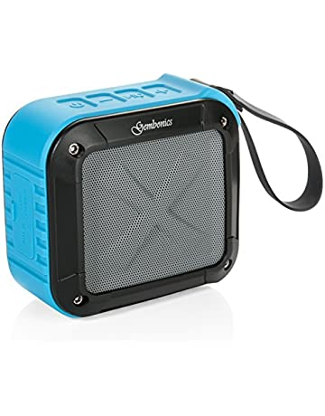 newest e6f5c 3812d Portable Bluetooth Speakers | Amazon.com