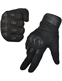 Freetoo Men's Outdoor Gloves Full Finger Cycling...