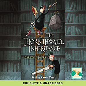 The Thornthwaite Inheritance Audiobook