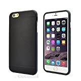 iPhone 6S / 6 Case, Cocomii Demon Armor NEW [Heavy Duty] Premium Carbon Fiber Slim Fit Shockproof Hard Bumper Shell [Military Defender] Full Body Dual Layer Rugged Cover Apple (Metal Slate)