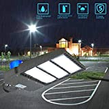 LED Parking Lot Lighting,with Dusk-to-Dawn