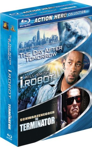 Blu-ray : Action Hero Collection (, Dubbed, Dolby, AC-3, Digital Theater System)