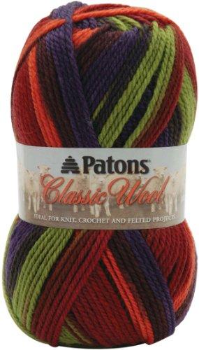 Classic Merino Wool Yarn-Harvest
