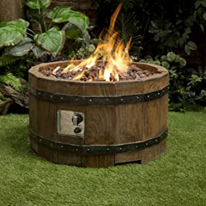INFINITY LAWN & GARDEN HOME GALLERY 20 LBS. GAS FIREPIT