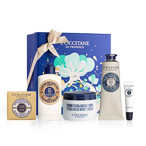 L'Occitane Holiday Shea Butter Collection Gift Set