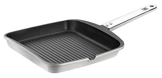 BRA Efficient Professional - Sartén Grill asador con Rayas ...