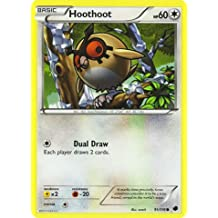 Pokemon - Hoothoot (91/116) - Plasma Freeze