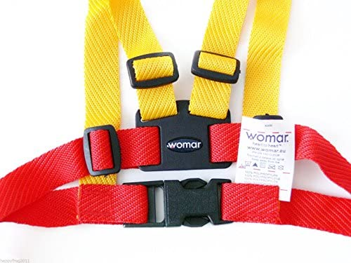 Baby Kids Safety Toddler Wing Walking Harness Learning Assistant Moon Reins UK