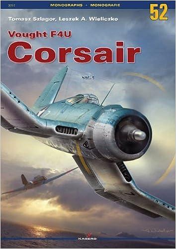 amazon vought f4u corsair monographs tomasz szlagor leszek a